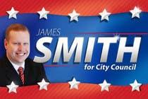 "Graphic Design Intrarea #60 pentru concursul ""Graphic Design for James Smith for City Council"""
