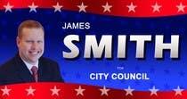 Proposition n° 41 du concours Graphic Design pour Graphic Design for James Smith for City Council