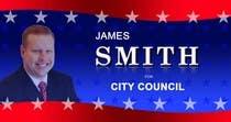 Proposition n° 23 du concours Graphic Design pour Graphic Design for James Smith for City Council
