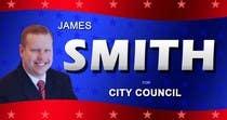 Proposition n° 84 du concours Graphic Design pour Graphic Design for James Smith for City Council