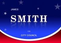 Proposition n° 18 du concours Graphic Design pour Graphic Design for James Smith for City Council