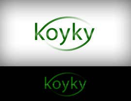 #97 for Logo Design for Koyky by baloulinabil