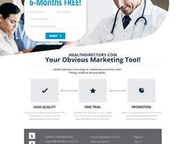 #46 para Deliver a STUNNING Landing Page! por GraphicDsgn