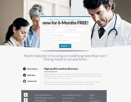 #53 para Deliver a STUNNING Landing Page! por GraphicDsgn