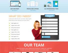 #29 para Deliver a STUNNING Landing Page! por sweetys1