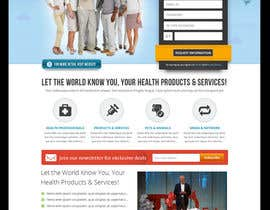 #36 para Deliver a STUNNING Landing Page! por sweetys1