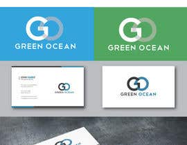 #508 for Logo and Business Card Design for Green Ocean by rahulk9