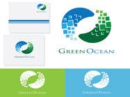 Graphic Design Entri Peraduan #693 for Logo and Business Card Design for Green Ocean