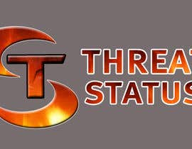 #12 para Logo Design for Threat Status por sa007