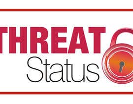 #46 para Logo Design for Threat Status por outsource2012