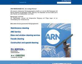aacewin tarafından Redesign Website ARN için no 8
