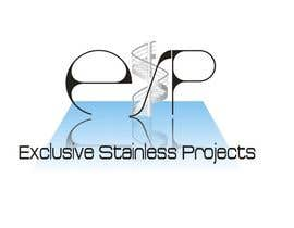 #73 para Logo Design for Exclusive Stainless Projects por manikmoon