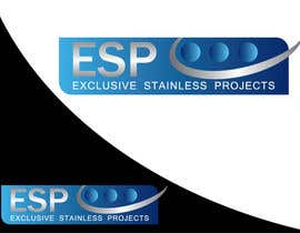 #83 para Logo Design for Exclusive Stainless Projects por jdrusev