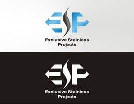 #102 para Logo Design for Exclusive Stainless Projects por Qomar