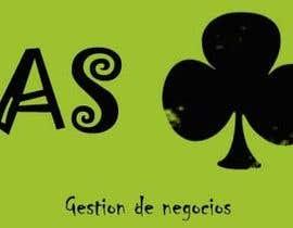 #23 untuk Diseñar un logotipo for AS - Gestión de Negocios oleh fanyrodriguez