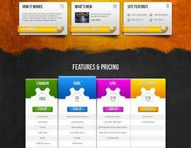 #56 for Design a Website for Game Guild Hosting Company af arcBshopEyek