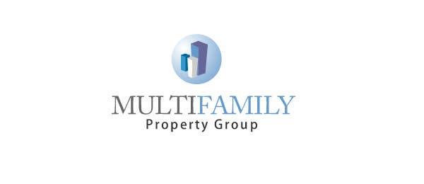 Penyertaan Peraduan #154 untuk Logo Design for MultiFamily Property Group