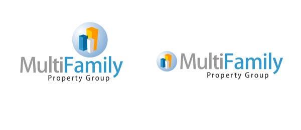 Penyertaan Peraduan #150 untuk Logo Design for MultiFamily Property Group