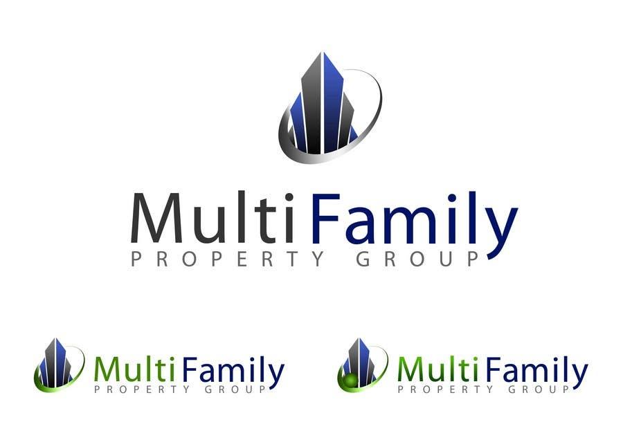 Inscrição nº                                         211                                      do Concurso para                                         Logo Design for MultiFamily Property Group