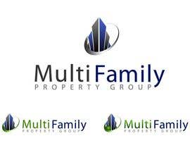 #211 para Logo Design for MultiFamily Property Group por farhanpm786