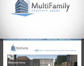 #298 para Logo Design for MultiFamily Property Group por naatDesign