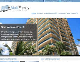 #312 para Logo Design for MultiFamily Property Group por prasanthmangad