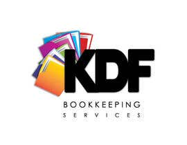 #224 for Logo Design for KDF Bookkeeping Services by rgallianos