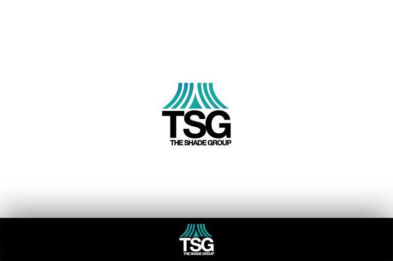 Kilpailutyö #75 kilpailussa Logo Design for The Shade Group and internet help site.