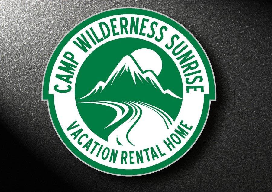 Contest Entry #                                        100                                      for                                         Logo Design for Camp Wilderness Sunrise