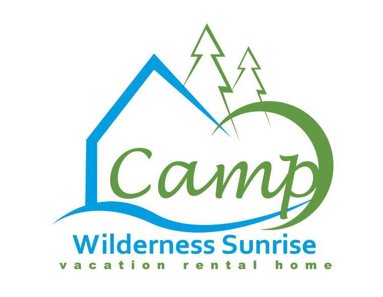 Inscrição nº                                         36                                      do Concurso para                                         Logo Design for Camp Wilderness Sunrise