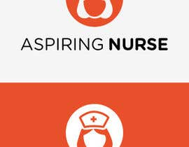 #53 for Logo design for aspiring nurse af MarianDiaz