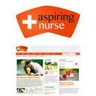 Graphic Design Kilpailutyö #49 kilpailuun Logo design for aspiring nurse