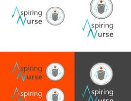 #100 cho Logo design for aspiring nurse bởi polunin