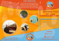 Graphic Design Contest Entry #2 for Design a brochure for a pet care company