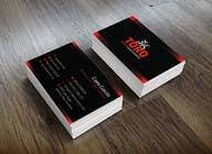 Graphic Design Entri Peraduan #20 for Design a Business Cards for a Sports Company