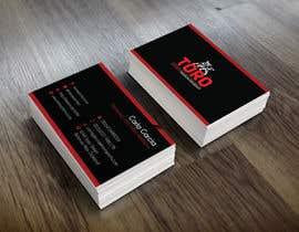 #34 untuk Design a Business Cards for a Sports Company oleh vonnydu