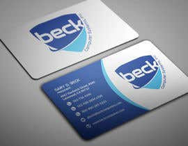 #110 untuk Design some Business Cards oleh BikashBapon