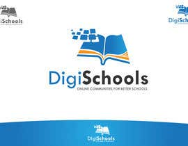 #104 para Logo Design for DigiSchools por danumdata