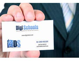 #40 para Logo Design for DigiSchools por baloulinabil