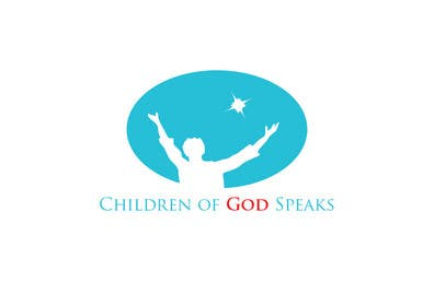 #91 para Logo Design for www.childrenofgodspeaks.com por paxslg