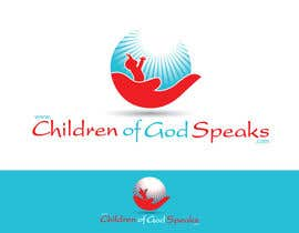 #73 для Logo Design for www.childrenofgodspeaks.com от SUBHODIP02