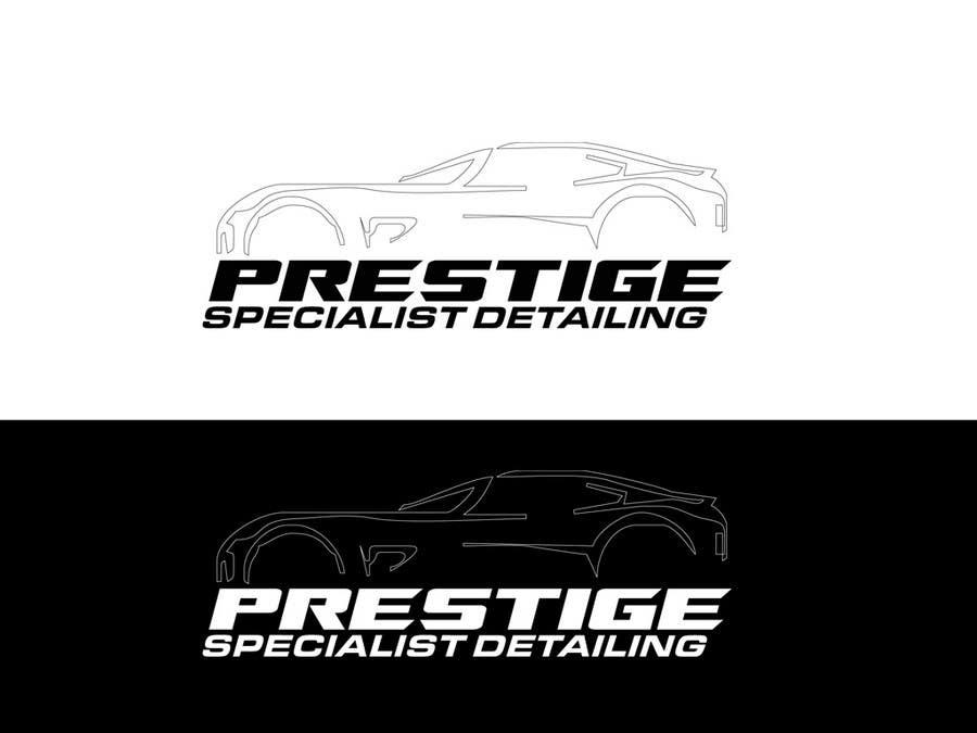 Contest Entry #22 for Logo Design for PRESTIGE SPECIALIST DETAILING