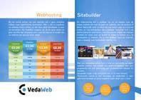 Graphic Design Entri Peraduan #29 for Design a Flyer for hosting company