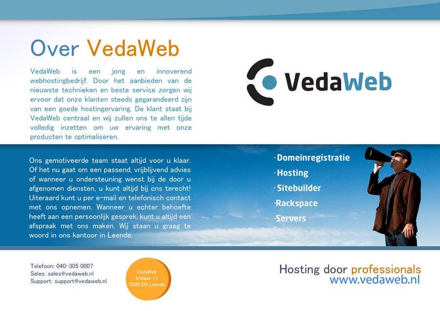Penyertaan Peraduan #                                        31                                      untuk                                         Design a Flyer for hosting company