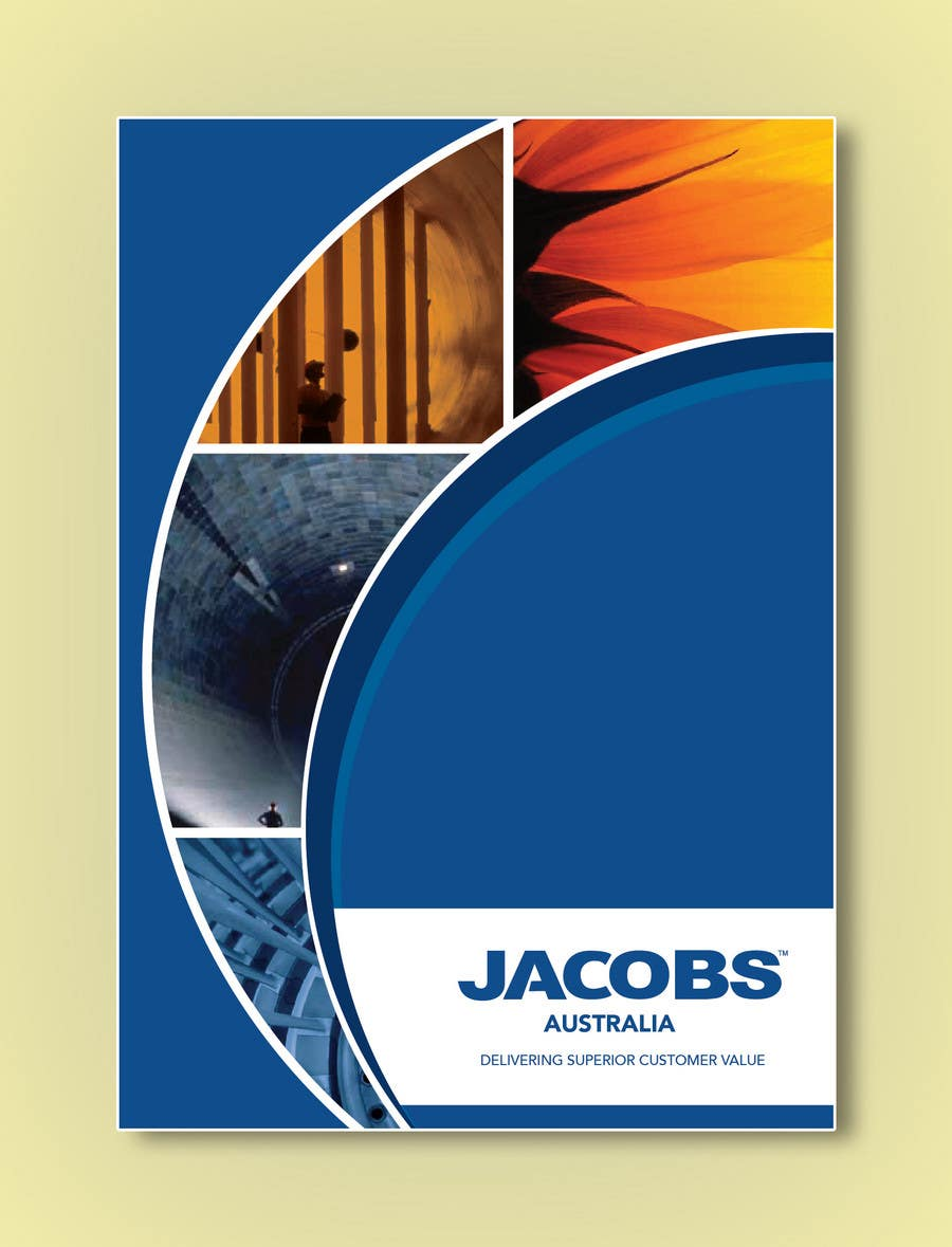 Konkurrenceindlæg #                                        14                                      for                                         Brochure Design for Jacobs Australia