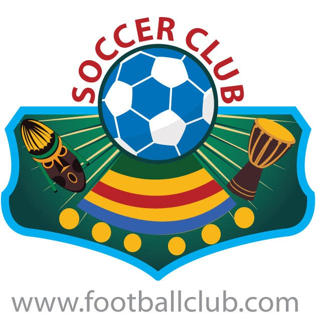 Proposition n°                                        34                                      du concours                                         Design a Logo for Football/Soccer Club