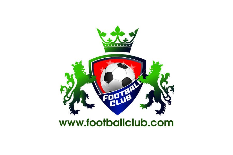 Proposition n°                                        14                                      du concours                                         Design a Logo for Football/Soccer Club