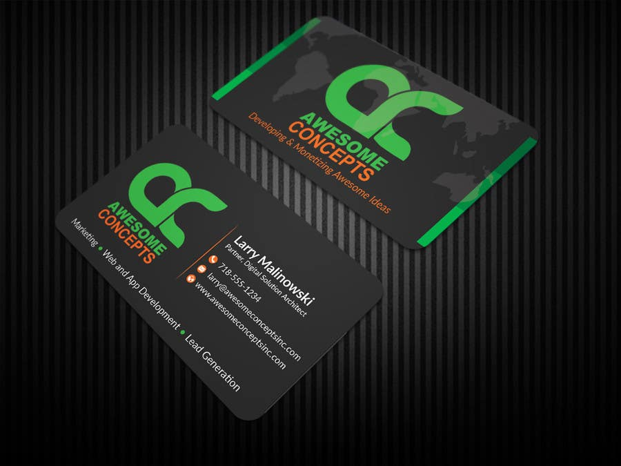 Entry 39 By Lastpixel For Design Eye Catching Business Card