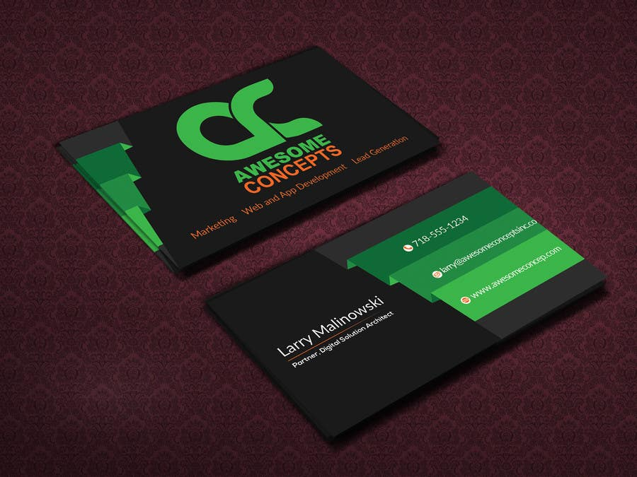 Entry 41 By Lastpixel For Design Eye Catching Business Card