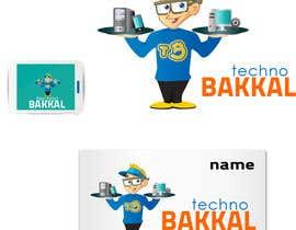 #14 untuk Logo and business card for my new web site oleh maxrafat